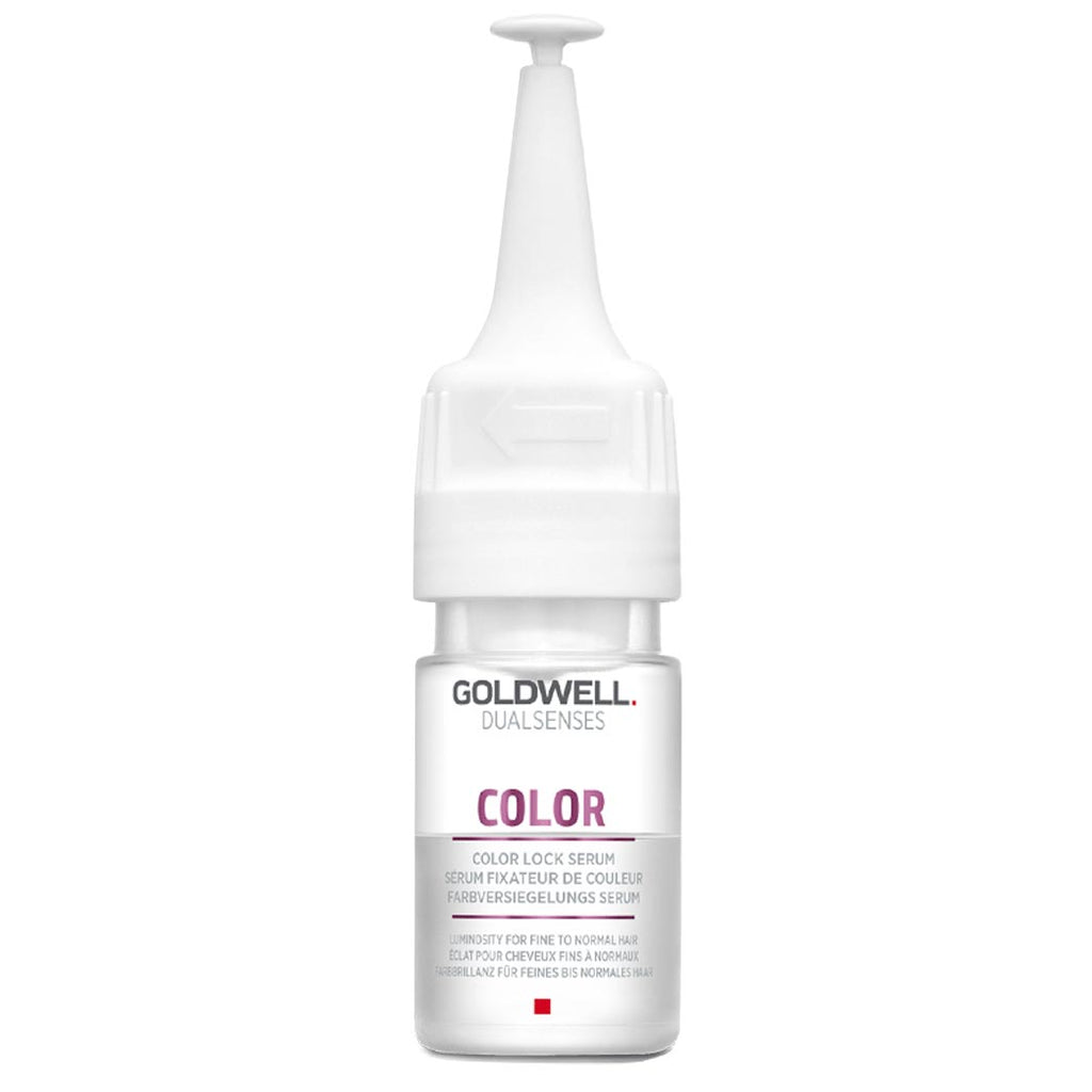 Goldwell Dualsenses Color Lock Serum 1 Vial x 0.6 oz