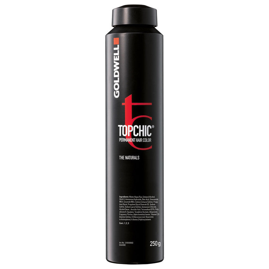 Goldwell Topchic Hair Color Can 86 Oz Brighton Beauty Supply
