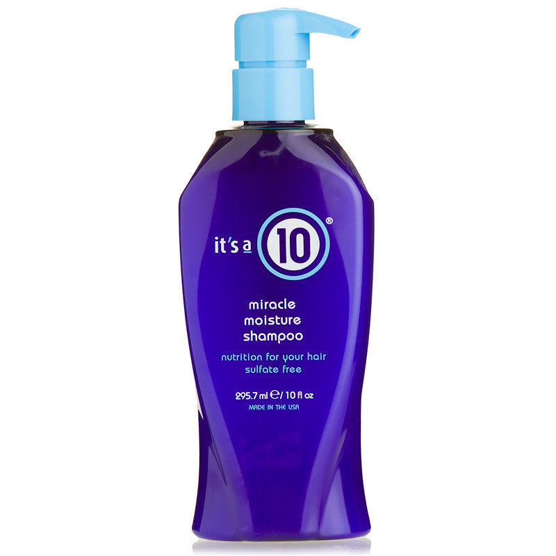 It's A 10 Miracle Moisture Shampoo Sulfate Free 10 oz
