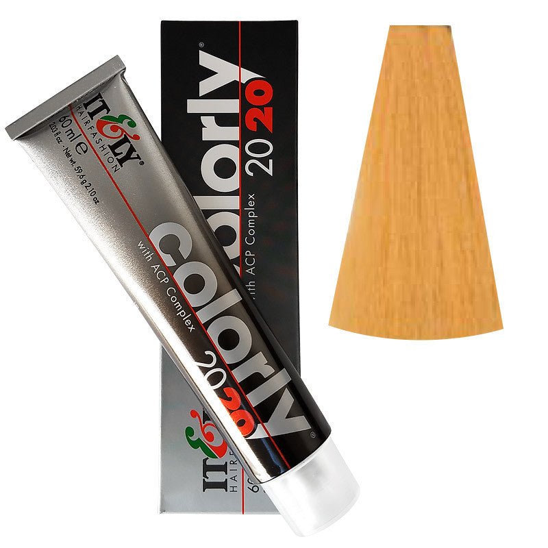 Italy Colorly 2020 Cream Hair Color 2.10 oz