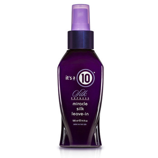 It's A 10 Silk Express Miracle Silk Leave-in 4 oz