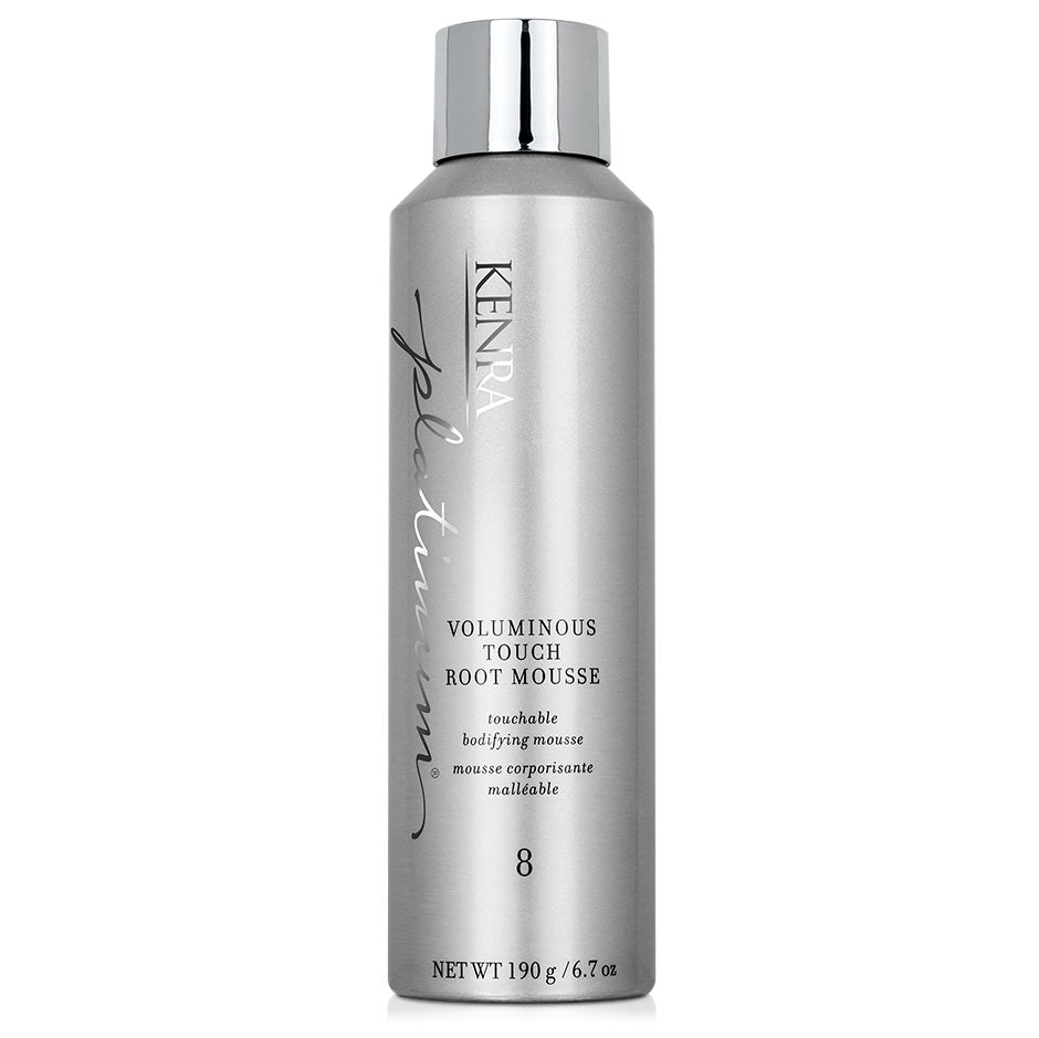 Kenra Platinum Voluminous Touch Root Mousse 8 6.7 oz