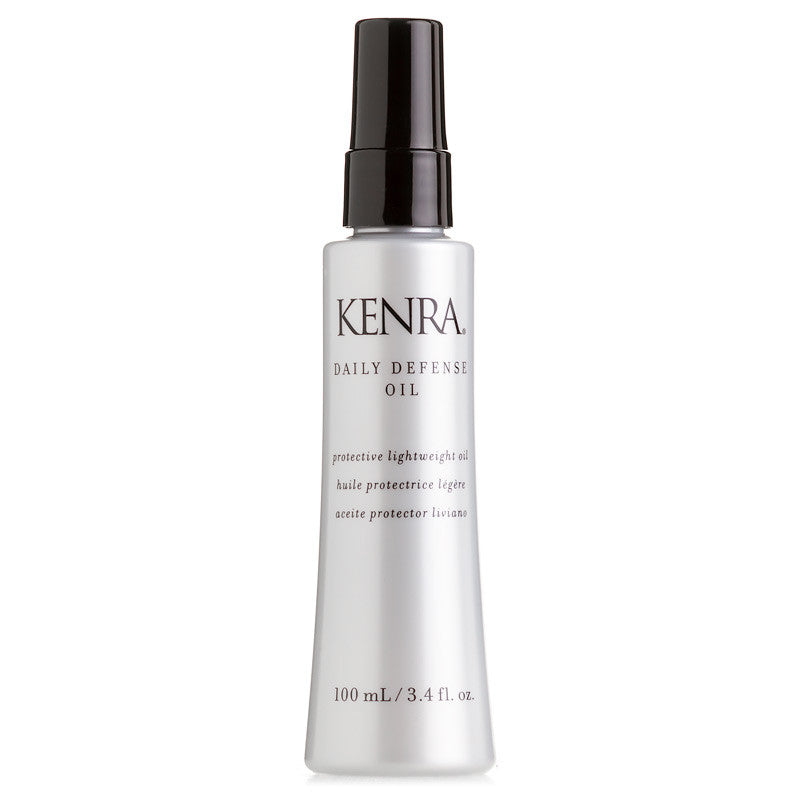 Kenra Daily Defense Oil Protective Lightweight Oil 3.4 oz