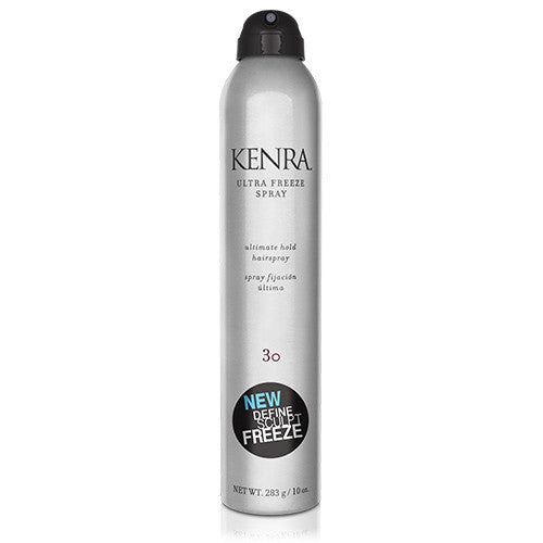 Kenra Ultra Freeze Spray Ultimate Hold Hairspray 10 oz