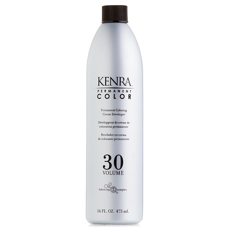 Kenra Permanent Color Creme Developer 30 Volume 16 oz