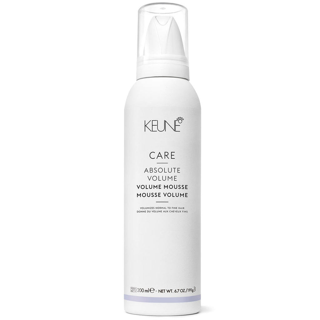 Keune Care Absolute Volume Mousse 6.7 oz