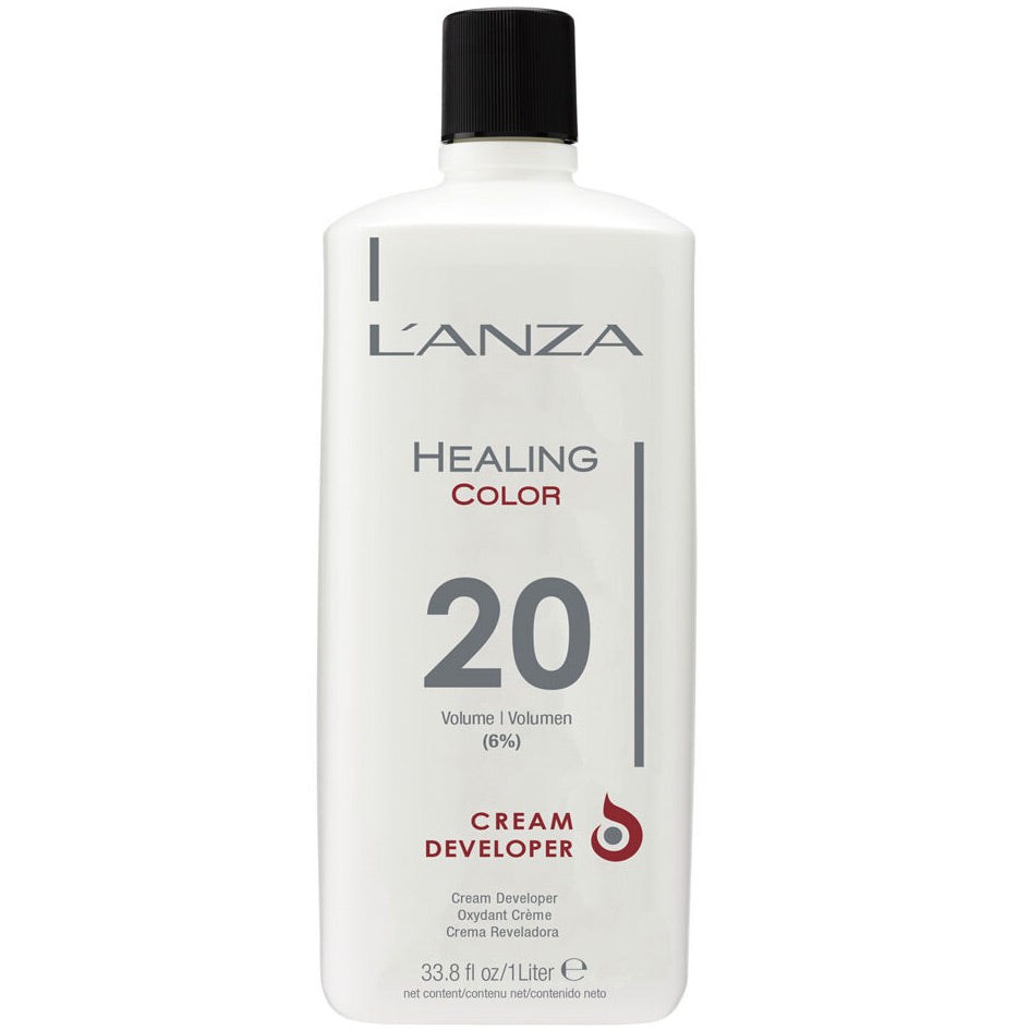 Lanza Healing Color Cream Developer 33.8 oz 20 Vol. 6%