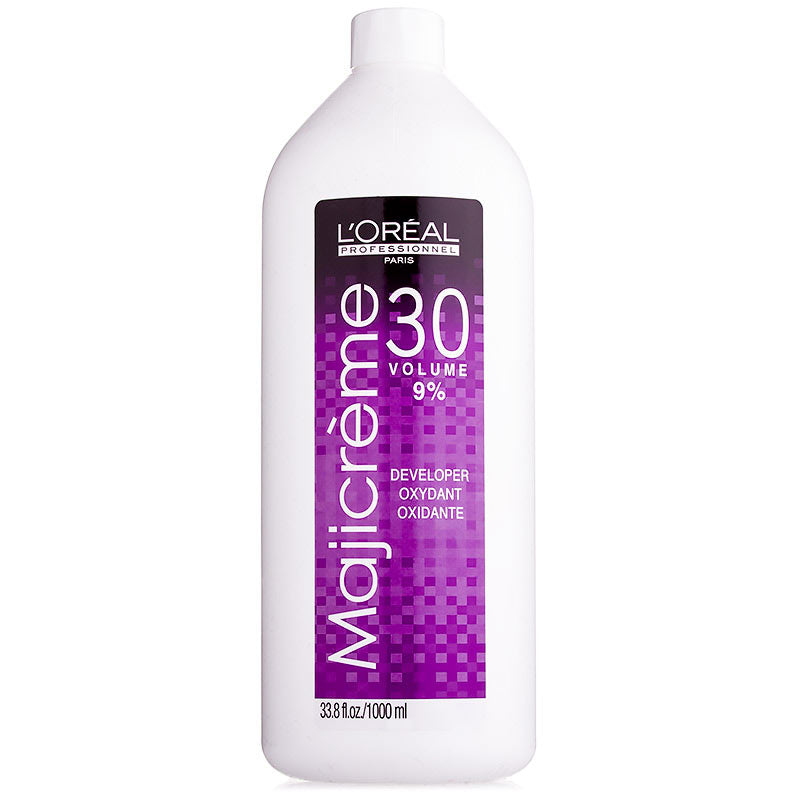 Loreal Majicreme Developer Lotion 30 Volume 9% 33.8 oz