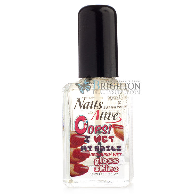 Nails Alive Oops I Wet My Nails 1.19 oz