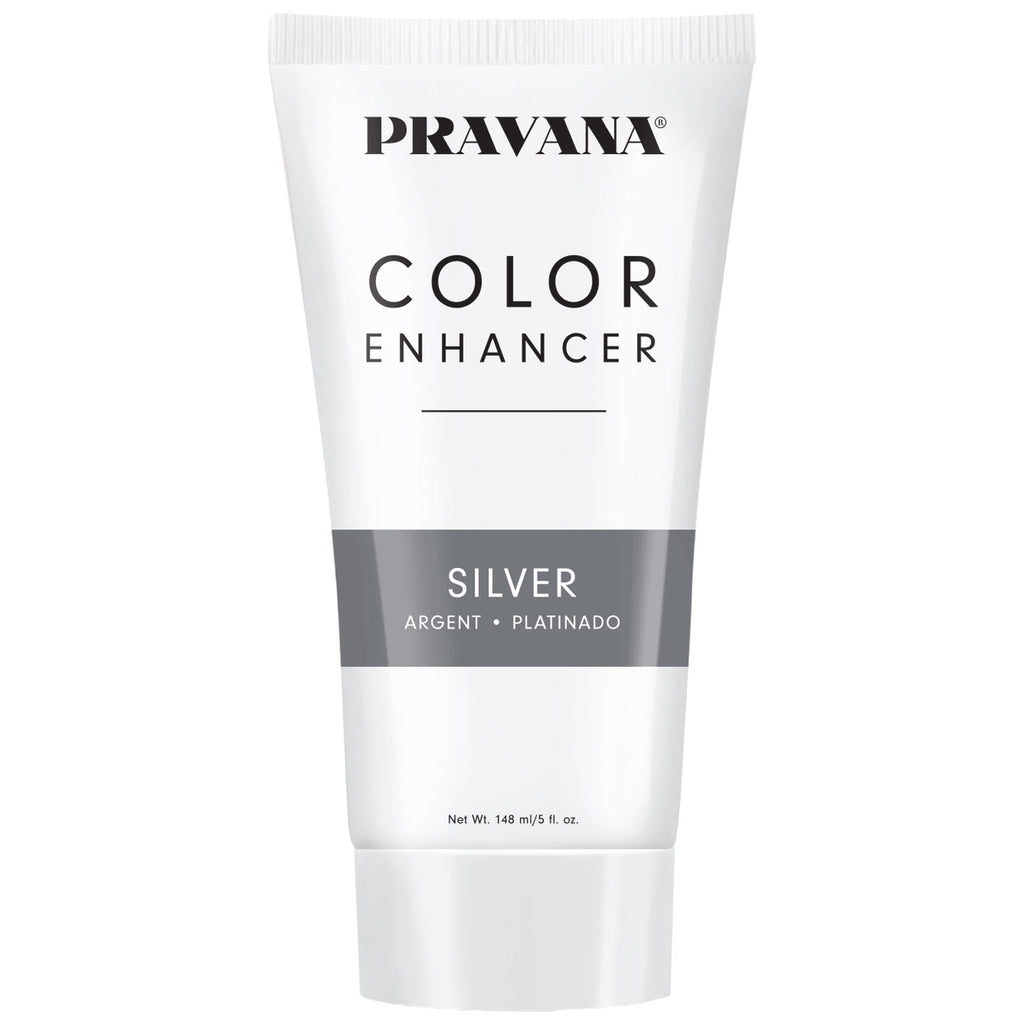 Pravana Color Enhancer Temporary Creative Color-Depositing Conditioner Silver