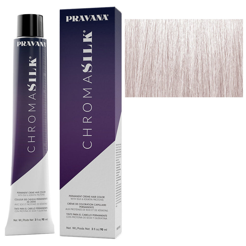 Pravana ChromaSilk Pearl Series Permanent Creme Hair Color 3 oz