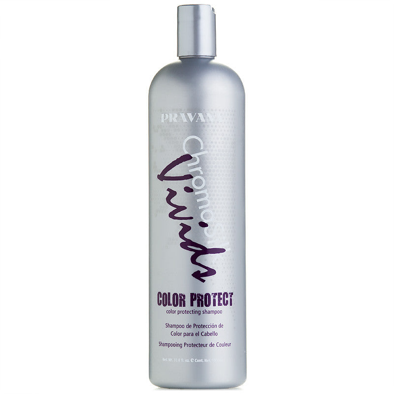 Pravana Vivids Chromasilk Color Protect Color Protecting Shampoo 33.8 oz