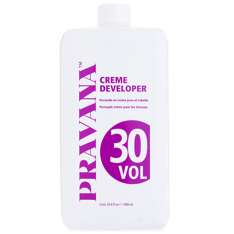 Pravana ChromaSilk Creme Developer 30 Vol Liter 33.8 oz