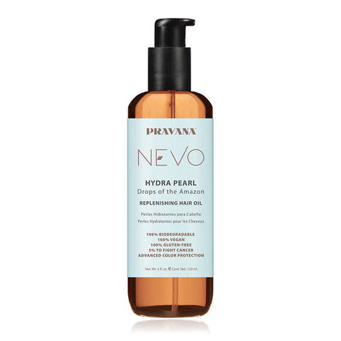 Pravana Nevo Hydra Pearl Replenishing Hair Oil 4 oz