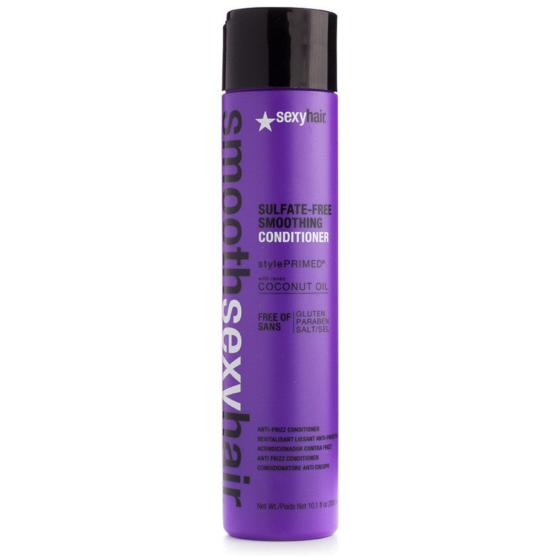 Sexy Hair Smooth Sexy Hair Sulfate Free Smoothing Conditioner 10.1 oz