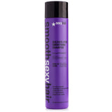 Sexy Hair Smooth Sexy Hair Sulfate Free Smoothing Shampoo 10.1 oz