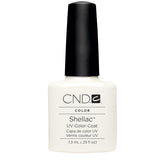 CND Shellac Color Coat Studio White 0.25 oz