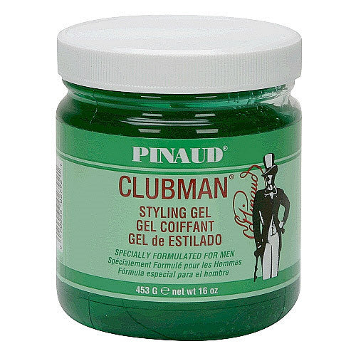 Clubman Pinaud Styling Gel 16 oz