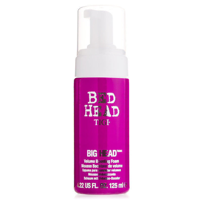 Tigi Bed Head Big Head Volume Boosting Foam 4.22 oz