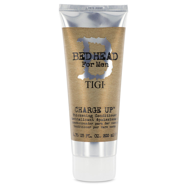 Tigi Bed Head For Men Charge Up Thickening Conditioner 6.76 oz