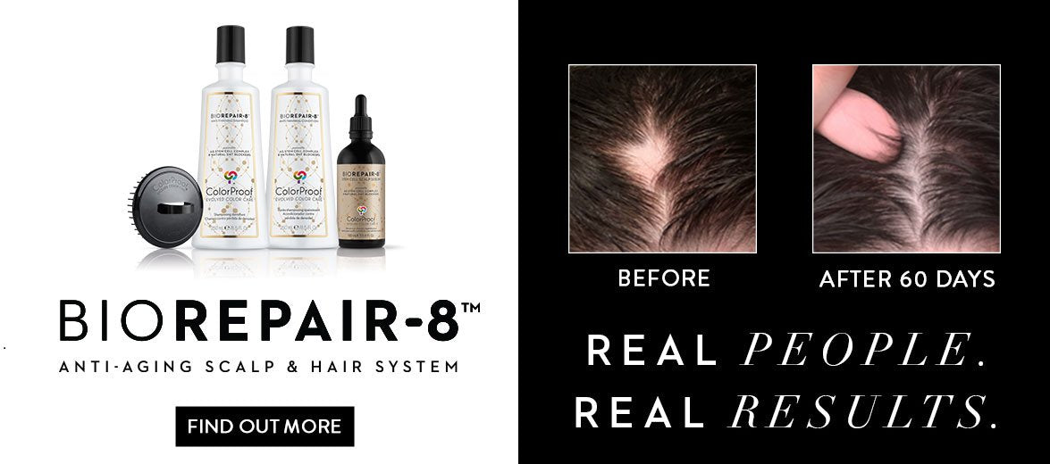 Biorepair-8 Anti-Aging Scalp & Hair System