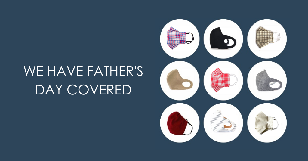 Father's Day Gift Guide:  Keeping Dad Safe and Fashionable.