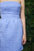 Carrie Dress Periwinkle