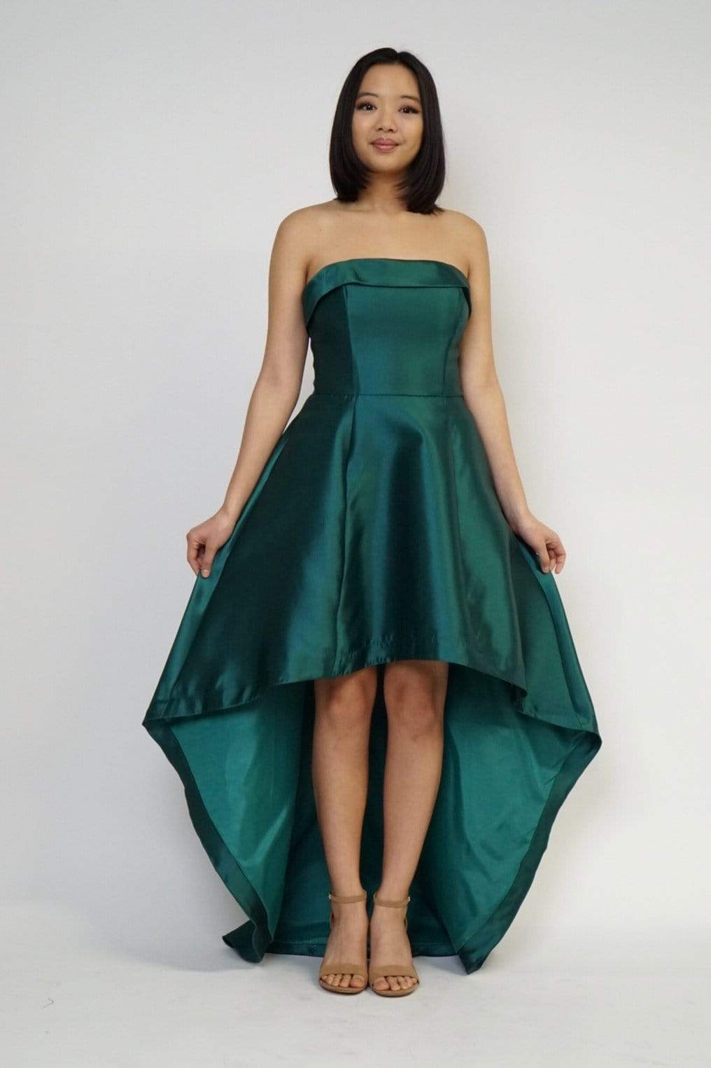 GOWN Make An Entrance Gown Emerald - Chloe Dao