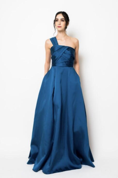 One Shoulder Wonder Gown