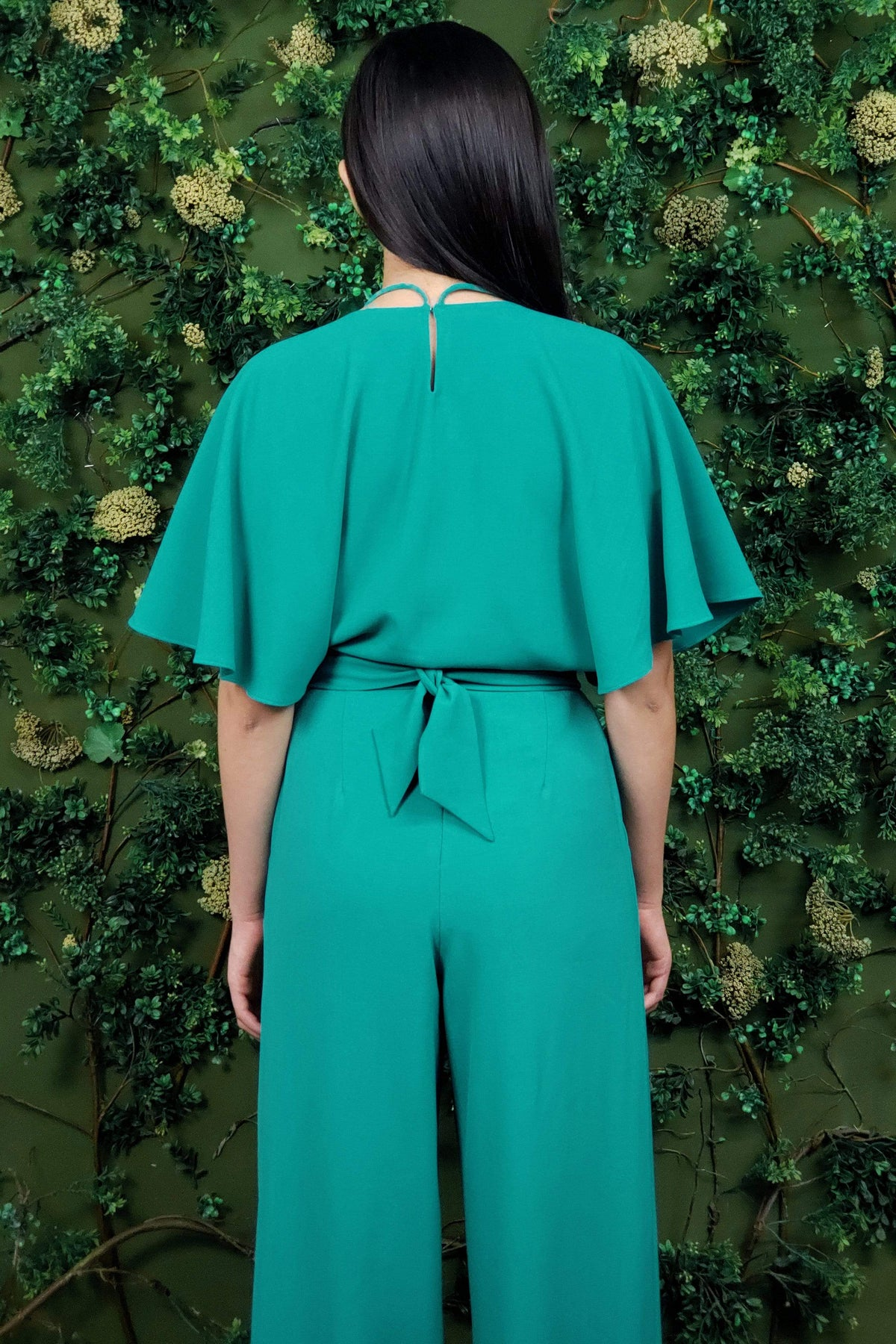 Necee Jumpsuit Sea Glass