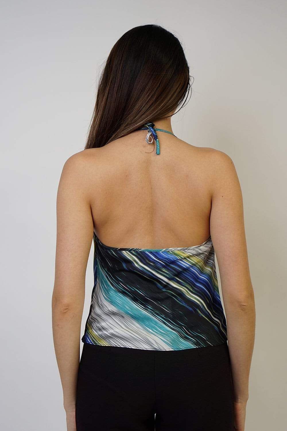 Colina Top Stripe Prints