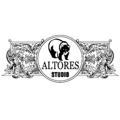 Altores 75mm Figures