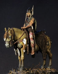 Pegaso Mounted Figures