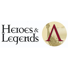 Heroes & Legends by Scale 75