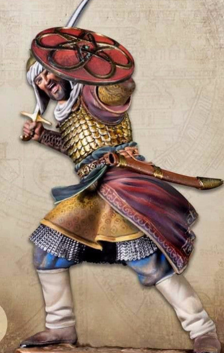 Saracen Warrior, 13th Cenury