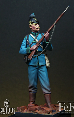 Private, 9th Batallion Bavarian Jägers