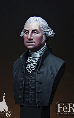 George Washington, 1796