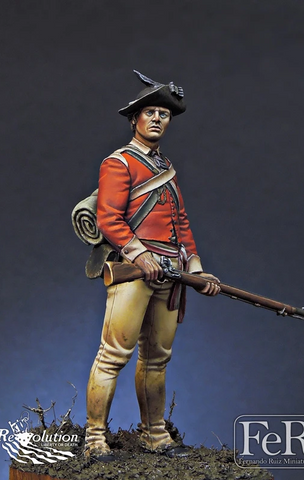 40th Regiment of Foot Light Infantry, 1776