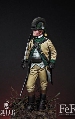 Trooper Partisan  Lee's Legion, 1782