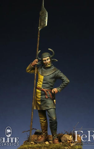 Swiss Halberdier, 15th Century