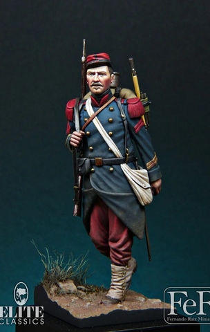 French Caporal, 77th Line Infantry