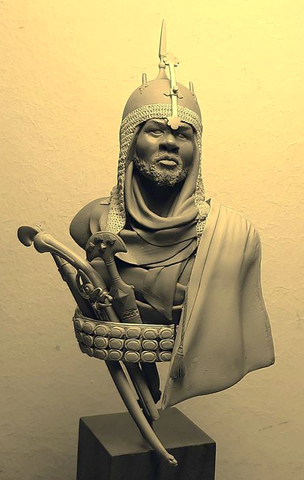 Nubian Palace Guard