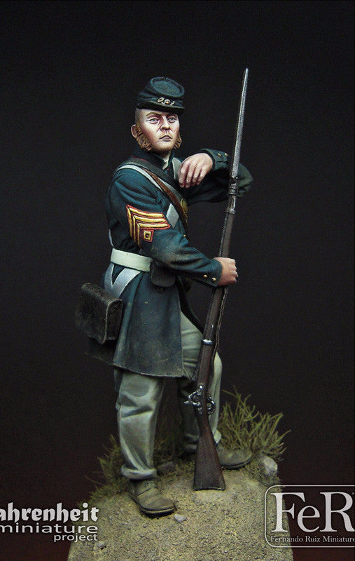 First Sergeant USMC, 1859