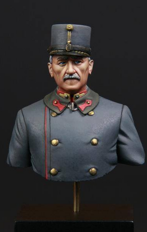Austro-Hungarian General, WWI - 1:16 Bust