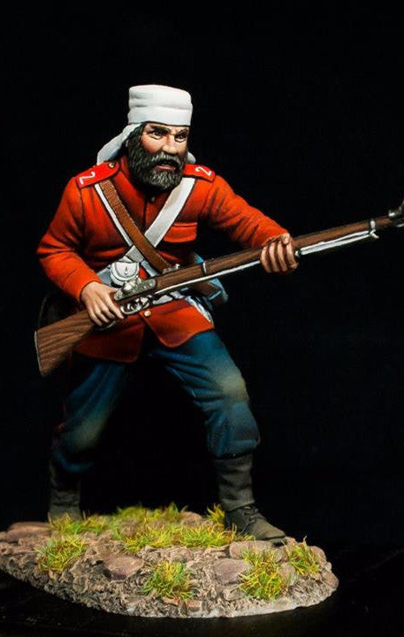British Infantryman, Second Opium War