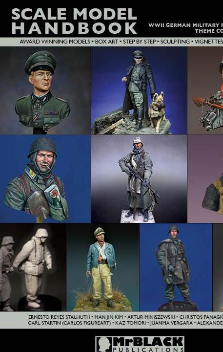 WWII German Military Forces in Scale - THEME COLLECTION VOL.1
