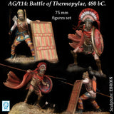 Battle of Thermopylae, 480 BC