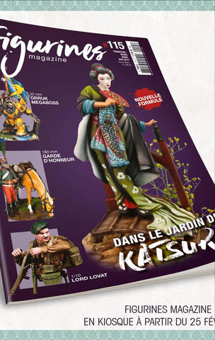 Figurines - Issue 115