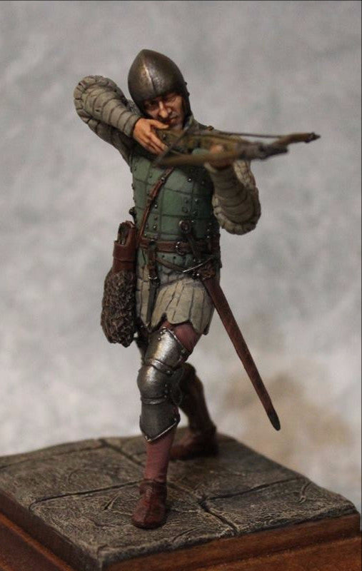 European Crossbowman, 15th cent. No 2