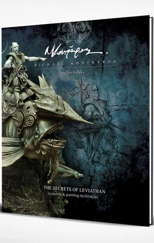 The Secrets of Leviathan (Book)